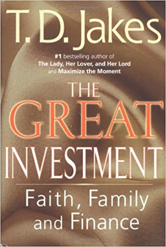 THE GREAT INVESTMENT - BOOKS FIRST ~ Mad About Books