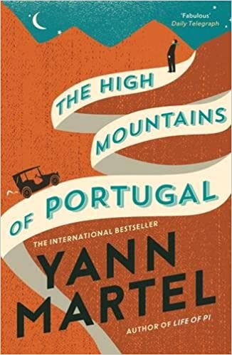 THE HIGH MOUNTAINS OF PORTUGAL - BOOKS FIRST ~ Mad About Books