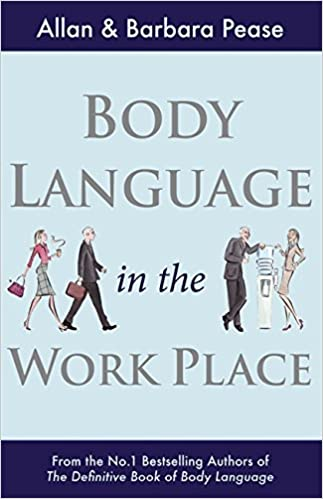Body Language in the Workplace - BOOKS FIRST ~ Mad About Books