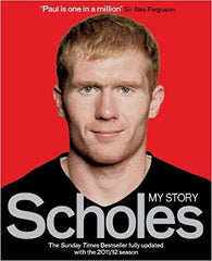 Scholes My Story - BOOKS FIRST ~ Mad About Books