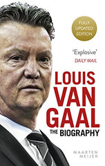 LOUIS VAN GAAL -THE BIOGRAPHY - BOOKS FIRST ~ Mad About Books