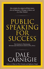 Public Speaking For Success - BOOKS FIRST