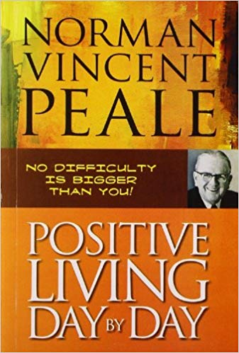 POSITIVE LIVING DAY BY DAY - BOOKS FIRST ~ Mad About Books