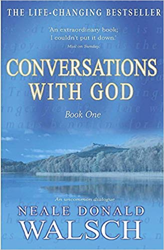 CONVERSATIONS WITH GOD BK 1 - BOOKS FIRST ~ Mad About Books