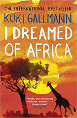 I DREAMED OF AFRICA - BOOKS FIRST ~ Mad About Books