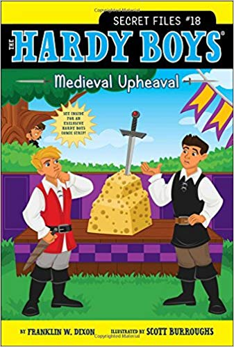 Medieval Upheaval (18) (Hardy Boys: The Secret Files) - BOOKS FIRST