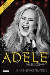 ADELE : THE BIOGRAPHY - BOOKS FIRST ~ Mad About Books