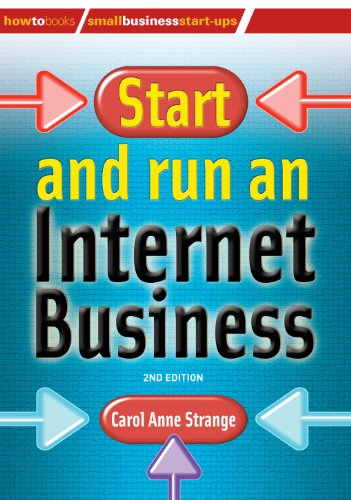 Start and Run an Internet Business (How to Books: Small Business Start-ups)- CAROL ANNE STRANGE - BOOKS FIRST ~ Mad About Books