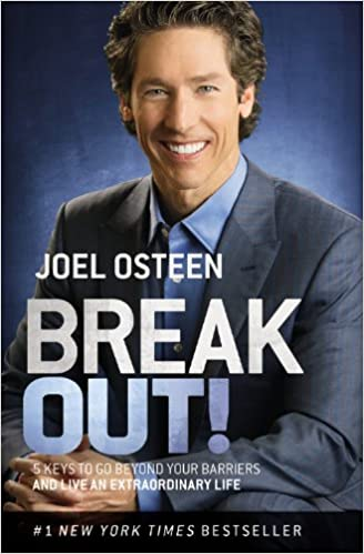 Break Out! - BOOKS FIRST ~ Mad About Books