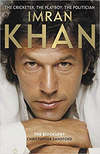 Imran Khan: The Cricketer, The Celebrity, The Politician-CHRISTOPHER SANFORD - BOOKS FIRST ~ Mad About Books
