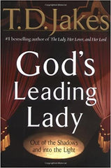 God's Leading Lady: Out of the Shadows and into the Light - BOOKS FIRST ~ Mad About Books