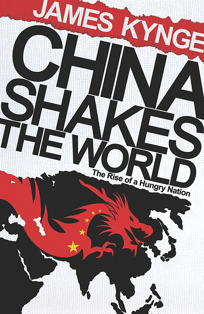 China Shakes the World - BOOKS FIRST ~ Mad About Books