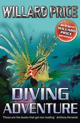 DIVING ADVENTURE - BOOKS FIRST ~ Mad About Books