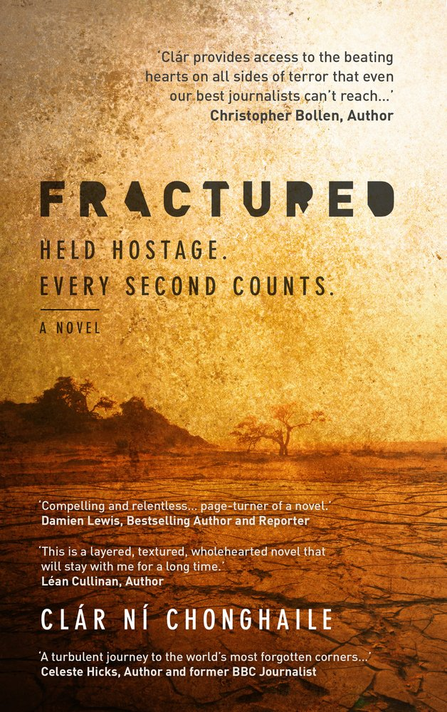Fractured: International Hostage Thriller - BOOKS FIRST ~ Mad About Books