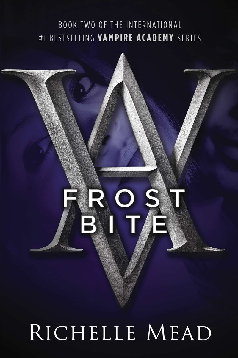 VAMPIRE ACADEMY FROSTBITE (BOOK 2) - BOOKS FIRST ~ Mad About Books