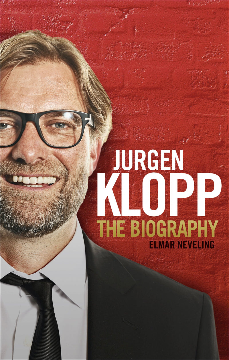 Jurgen Klopp: The Biography - BOOKS FIRST ~ Mad About Books