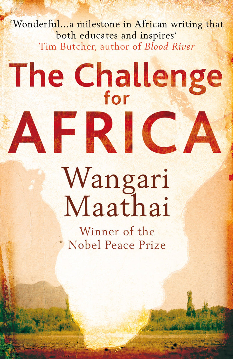 THE CHALLENGE FOR AFRICA - BOOKS FIRST ~ Mad About Books