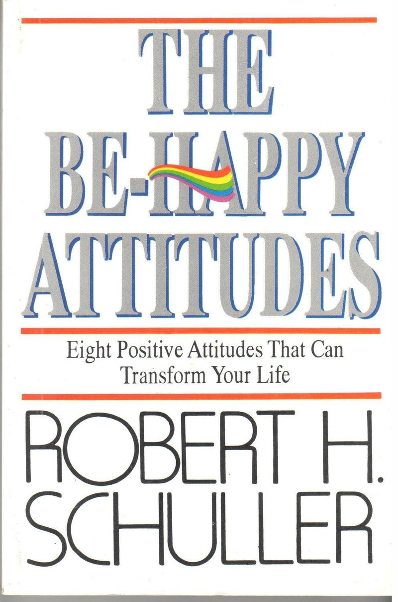 The Be Happy Attitude - BOOKS FIRST ~ Mad About Books