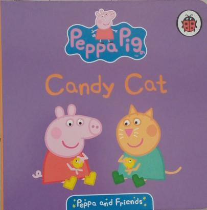 Peppa Pig Candy Cat - BOOKS FIRST ~ Mad About Books