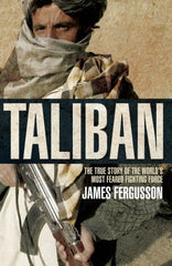 Taliban: The True Story of the World's Most Feared Guerrilla Fighters - BOOKS FIRST ~ Mad About Books