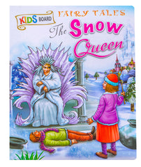 Kids Board Fairy Tales - The Snow Queen