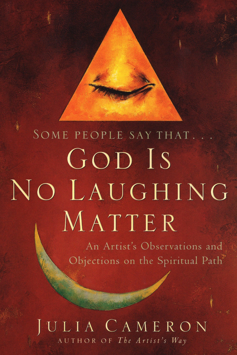 GOD IS NO LAUGHING MATTER - BOOKS FIRST ~ Mad About Books