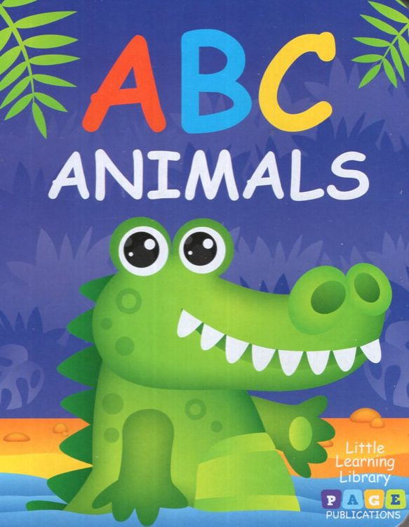 Abc Animals (Board Book - small) - BOOKS FIRST ~ Mad About Books