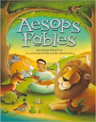 Aesop's Fables - BOOKS FIRST ~ Mad About Books