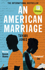 An American Marriage - BOOKS FIRST ~ Mad About Books