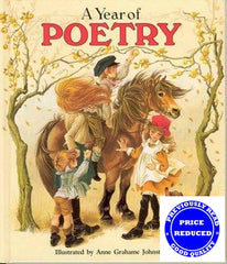 A Year of Poetry (Hardcover)