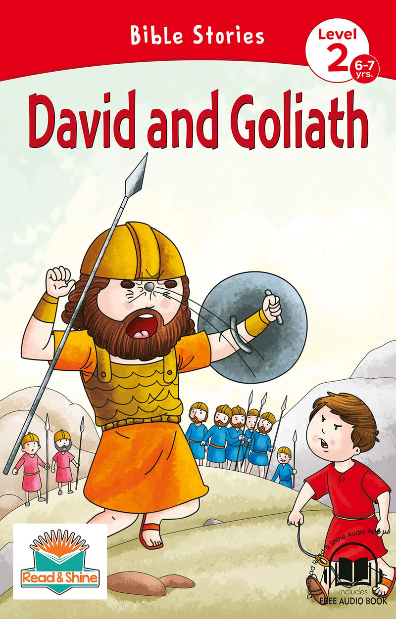 David And Goliath (Paperback) - BOOKS FIRST ~ Mad About Books