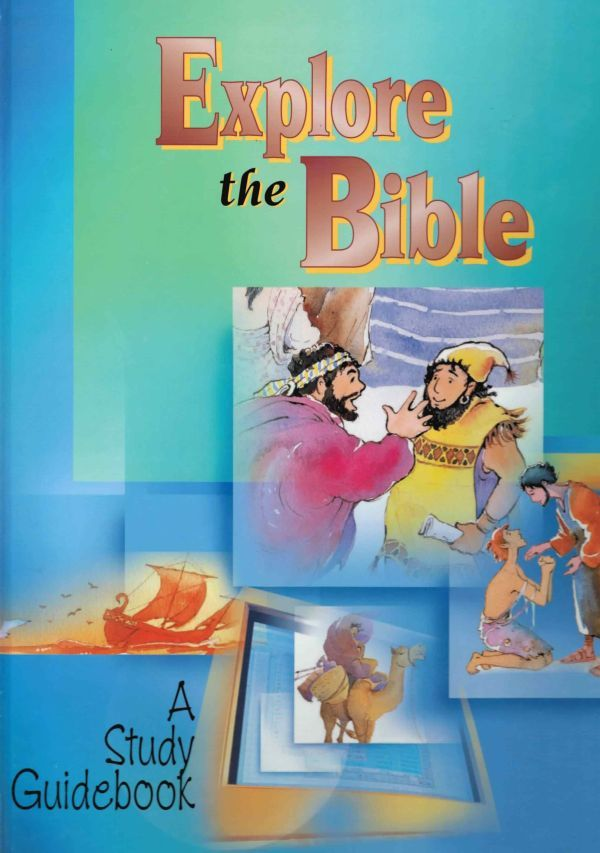 Explore the Bible (hard cover) - BOOKS FIRST ~ Mad About Books