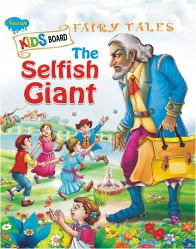 Kids Board Fairy Tales The Selfish Giant