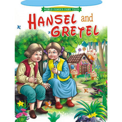 World Famous Fairy Tale Hansel and Gretel