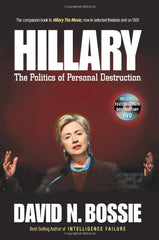 Hillary: The Politics of Personal Destruction - BOOKS FIRST ~ Mad About Books