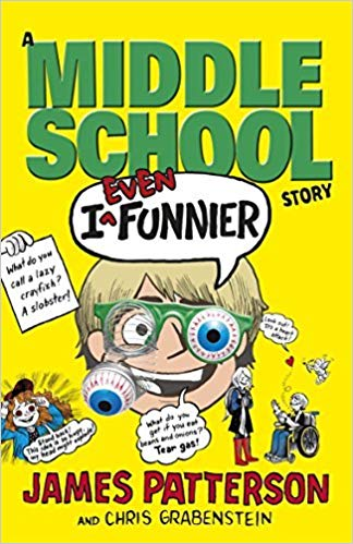 Middle School : I Even Funnier - BOOKS FIRST