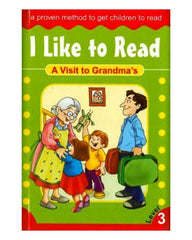 I like to Read : A Visit to Grandma's (Hardcover) - BOOKS FIRST ~ Mad About Books