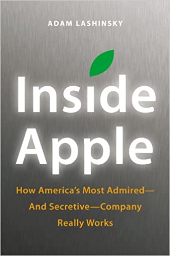 Inside Apple - BOOKS FIRST ~ Mad About Books