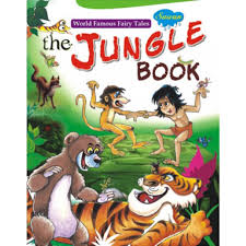 World Famous Fairy Tales The Jungle Book