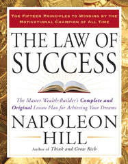 The Law of Success - BOOKS FIRST ~ Mad About Books