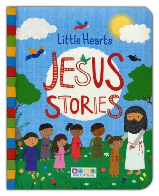 Little Hearts: Jesus Stories (Board book) - BOOKS FIRST ~ Mad About Books