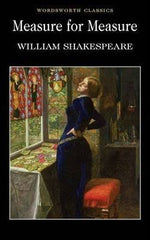 Measure for Measure (Wordsworth Classics) - BOOKS FIRST ~ Mad About Books