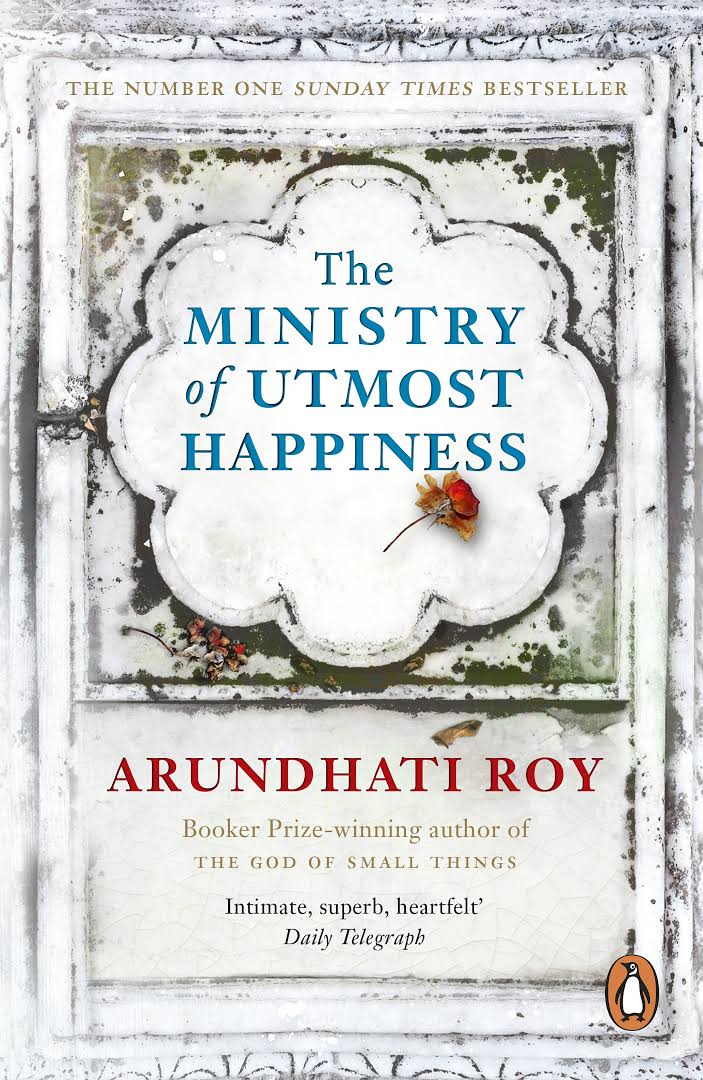 The Ministry of Utmost Happiness - BOOKS FIRST ~ Mad About Books