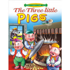 World Famous Fairy Tales The Three Little Pigs