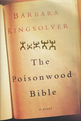 THE POISON WOOD BIBLE - BOOKS FIRST ~ Mad About Books