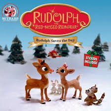 Report incorrect product information Anonymous Rudolph the Red-Nosed Reindeer: Rudolph Saves the Day : Stickers Included