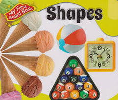 Alka My First Board book Shape