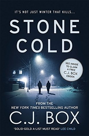 Stone Cold - BOOKS FIRST ~ Mad About Books