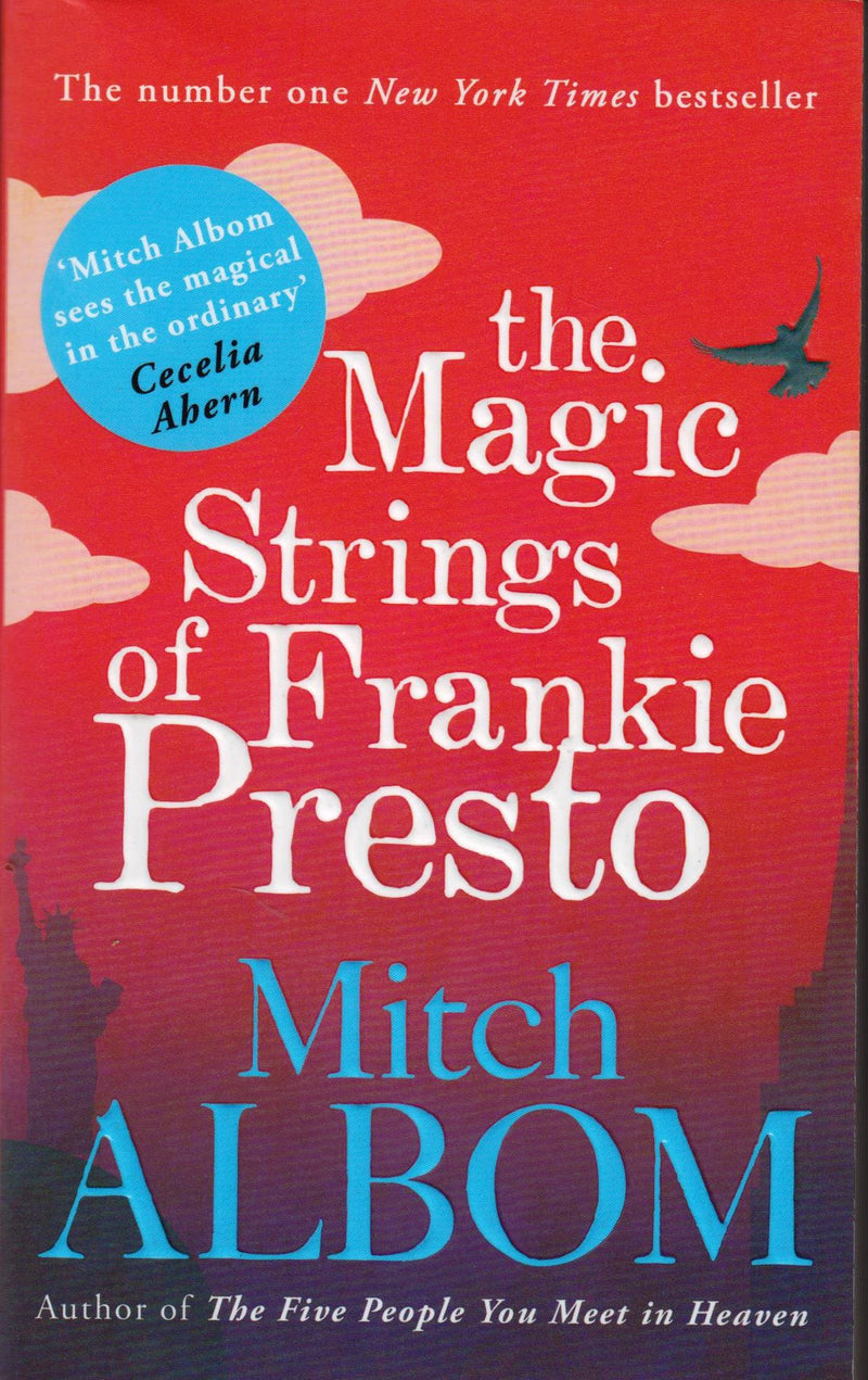 The Magic Strings of Frankie Presto - BOOKS FIRST ~ Mad About Books
