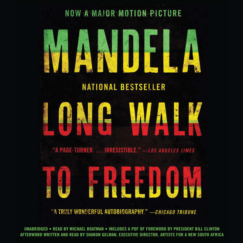 LONG WALK TO FREEDOM - BOOKS FIRST ~ Mad About Books